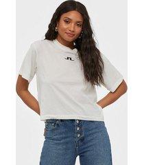 j lindeberg miller shiny jersey t-shirts