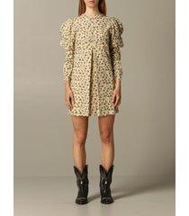 zadig & voltaire dress zadig & voltaire floral pattern dress