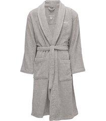 terry robe ochtendjas badjas grijs gant