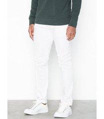 river island cord skinny wale jeans white
