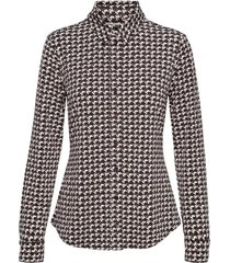 blouse dessin tricot