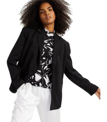 inc oversized blazer, created for macy's