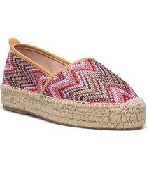 ya-al03-gr tonga sandaletter expadrilles låga brun wonders