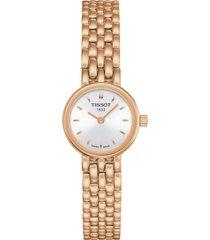 reloj tissot lovely t058.009.33.031.01 mujer