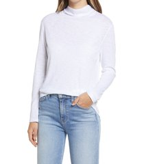 women's caslon funnel neck pullover