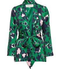 day jacket blazer grön by malina