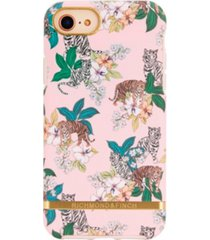 richmond & finch pink tiger case for iphone 6/6s, 7 and 8