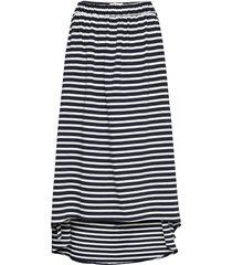 roar skirt knälång kjol blå lollys laundry