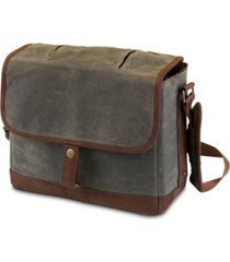 legacy by picnic time insulated double growler tote