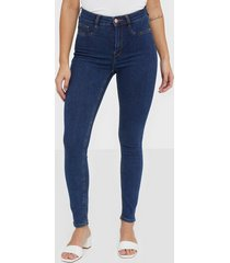 gina tricot molly high waist jeans skinny rinse