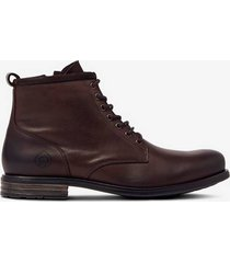 kängor peaker ii leather shoe