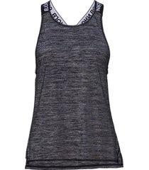 cassie loose top t-shirts & tops sleeveless svart björn borg