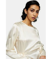 *ivory tie side top by topshop boutique - ivory