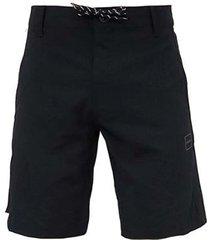 bermuda oakley iridium zone hybrid shorts masculina