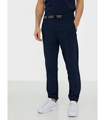 columbia columbia lodge woven jogger byxor navy