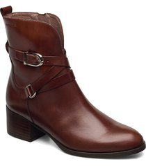 g-5120 shoes boots ankle boots ankle boot - heel brun wonders