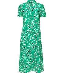 jurk rebekka midi groen
