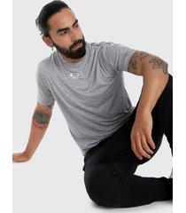 camiseta gris oakley enhance qd 10.0