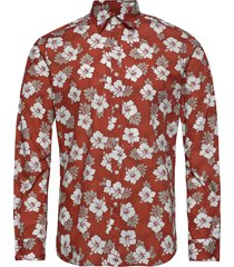 oliver classic collar shirt overhemd casual rood morris