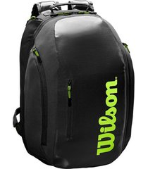 bolso de tenis wilson super tour backpack