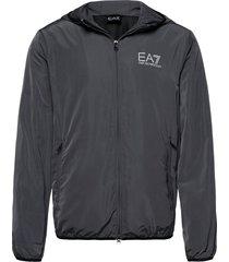 jacket tunn jacka grå ea7