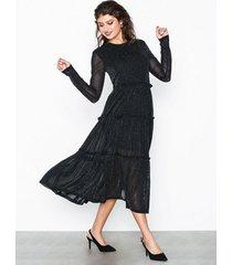noisy may nmshimmy l/s dress klänningar
