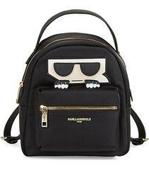 amour nylon backpack