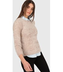 sweater marrón minari silea