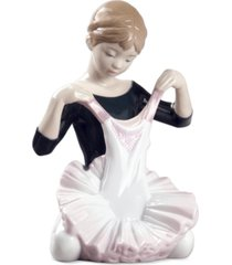 lladro my debut dress figurine