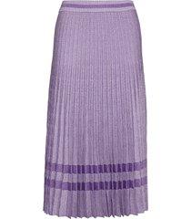 cyrilla knälång kjol lila baum und pferdgarten