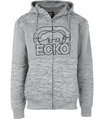 ecko unltd men's rhinos edge full zip hoodie