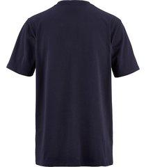 t-shirt babista marinblå