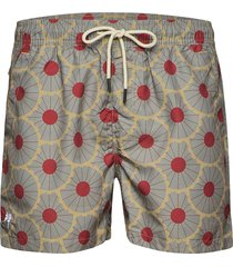 grey gatsby swim shorts badshorts grå oas