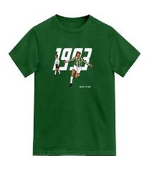 camiseta novomanto 1993 o retorno de um gigante masculina