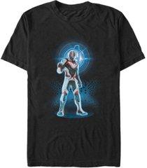 marvel men's avengers endgame ant-man armor suit, short sleeve t-shirt