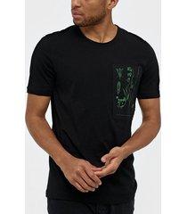 tiger of sweden darian p t-shirts & linnen black