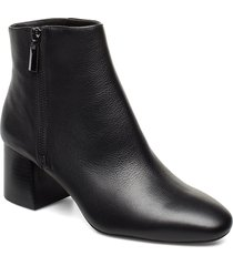 alane flex bootie shoes boots ankle boots ankle boots with heel svart michael kors shoes