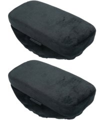 mind reader 2 pack arm rest for office chair, air plane, ergonomic arm relief