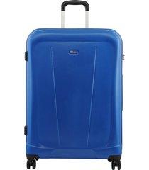 maleta de viaje lugano hero 27 pulg azul
