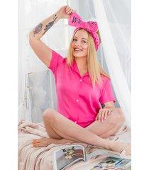 dwuczęściowa piżama damska z wiskozy
