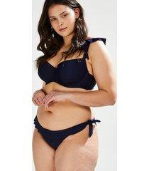 hunkemöller djärv, lågt skuren bikiniunderdel paramaribo i am blå