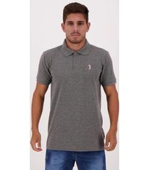 camisa polo golf collection classic masculina