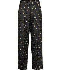 eimy trousers pyjama zwart second female