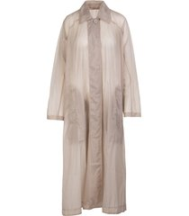 sand aquile trench coat