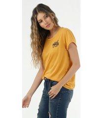 tshirt para mujer topmark, tshirt entero bordado real piece of art