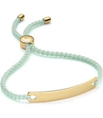 gold havana friendship bracelet