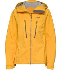 cecilie 3l jkt outerwear sport jackets gul bergans