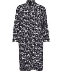 noukkia kebab dress knälång klänning svart marimekko