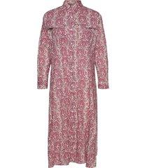 thora dress maxiklänning festklänning röd nué notes