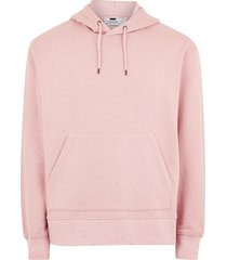 mens pink overhead hoodie